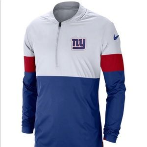 New York Giants Coaches Lightweight Jacket
